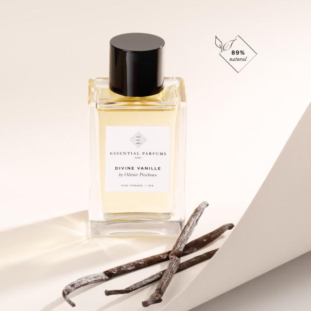 Divine Vanille - 100ML Spray – 3.33 Fl OZ – Eau de Parfum