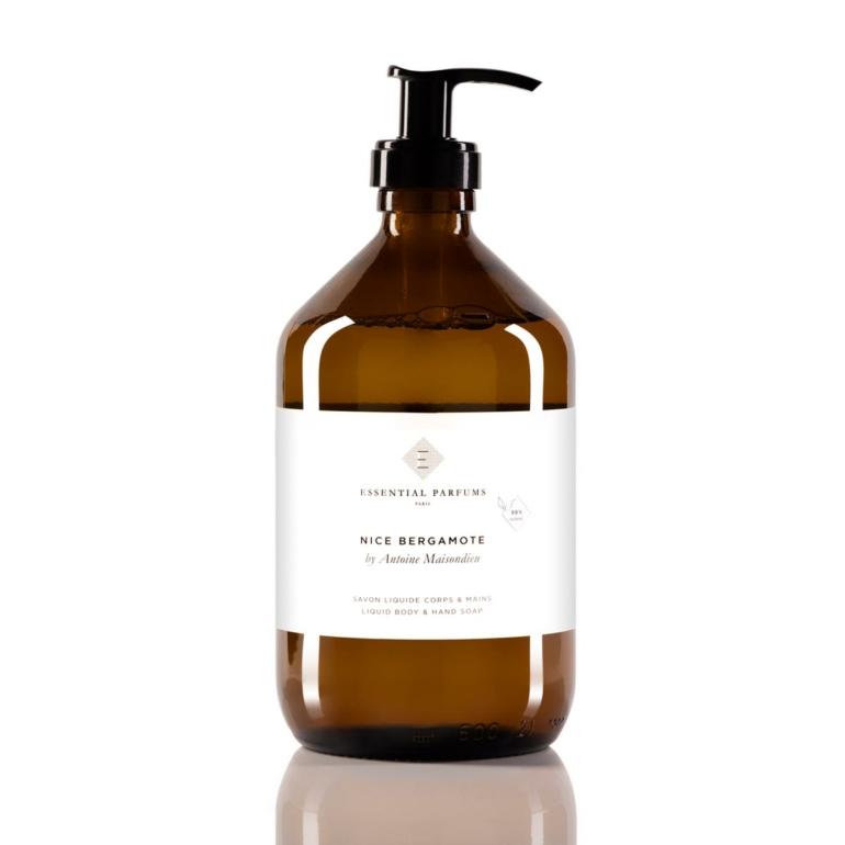Liquid body & hand soap Essential Parfums