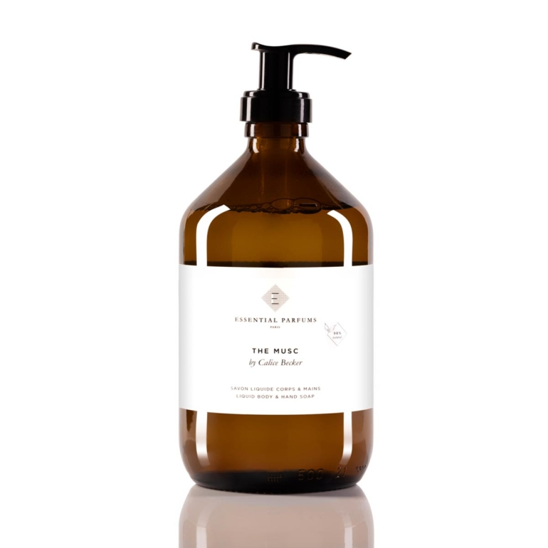 Liquid body & hand soap Essential Parfums