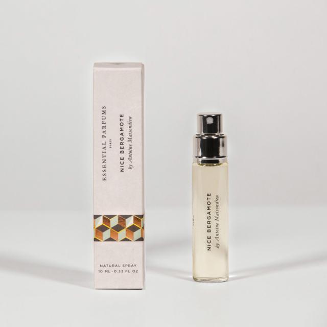 Nice Bergamote - 10ML Spray – 0.33 Fl OZ – Eau de Parfum