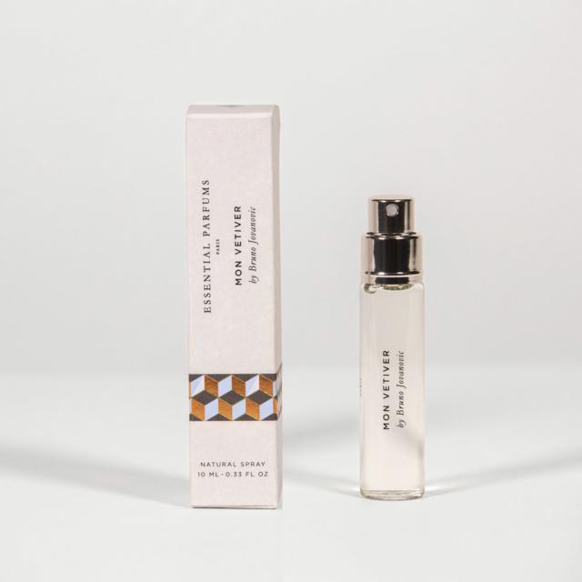 Mon Vetiver - 10ML Spray – 0.33 Fl OZ – Eau de Parfum