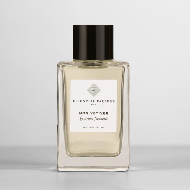 Mon Vetiver - 100ML Spray – 3.33 Fl OZ – Eau de Parfum
