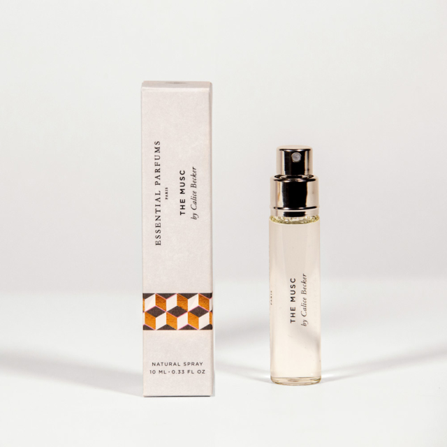 The Musc - 10ML Spray – 0.33 Fl OZ – Eau de Parfum