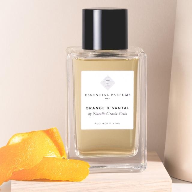 Orange X Santal - 100ML Spray – 3.33 Fl OZ – Eau de Parfum